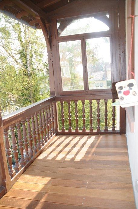 Carolyn Steen Homestaging Partners Frankfurt Balkon
